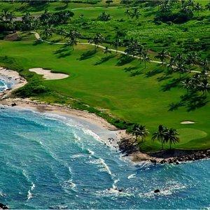 Hole 18th - Punta Mita Pacifico Golf Course