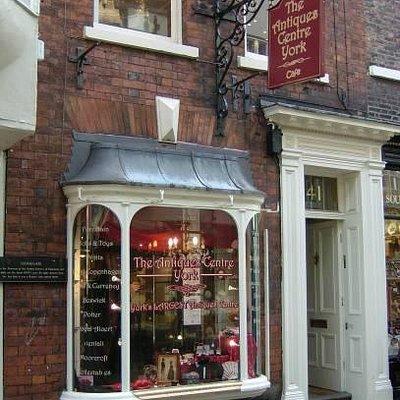 Antiques Centre York, 41 Stonegate, York