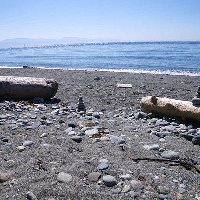 Ft. Ebey beach