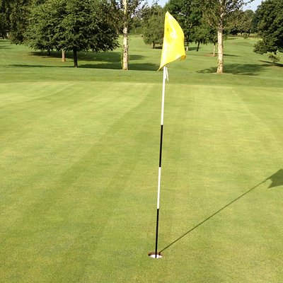 Fantastic quality greens and fairways