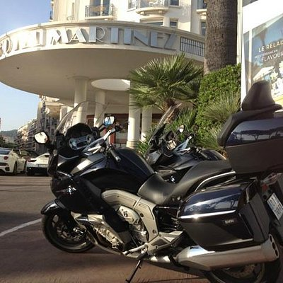 Motorcycle rental Cannes-