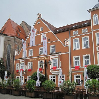 Erdinger Hotel and restaurant