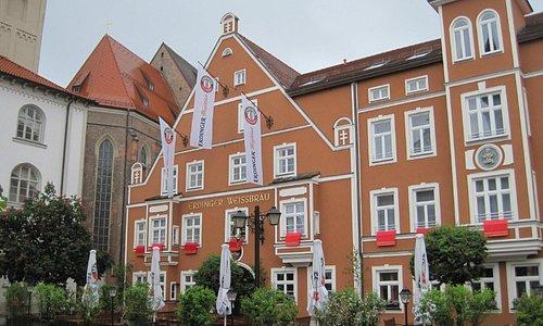 Erdinger Hotel and restaurant