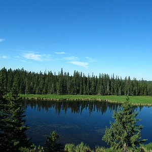 One of the Gaetz Lakes