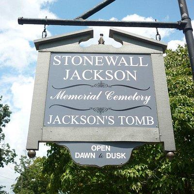Stonewall Jackson Memorial Cemetery 08-01-13