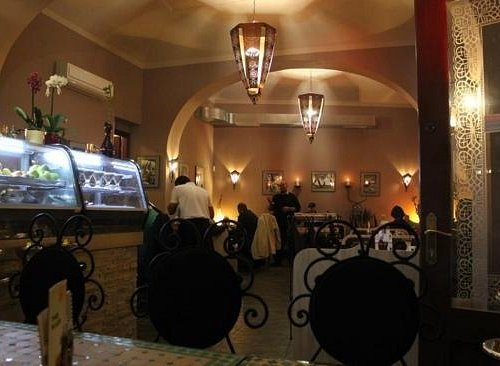 Lovely place and the best shisha place ever super atmosphere in heart of Prague I recommended yo