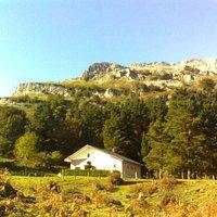 Gorbea - Refugio en el paraje de Andramariortu