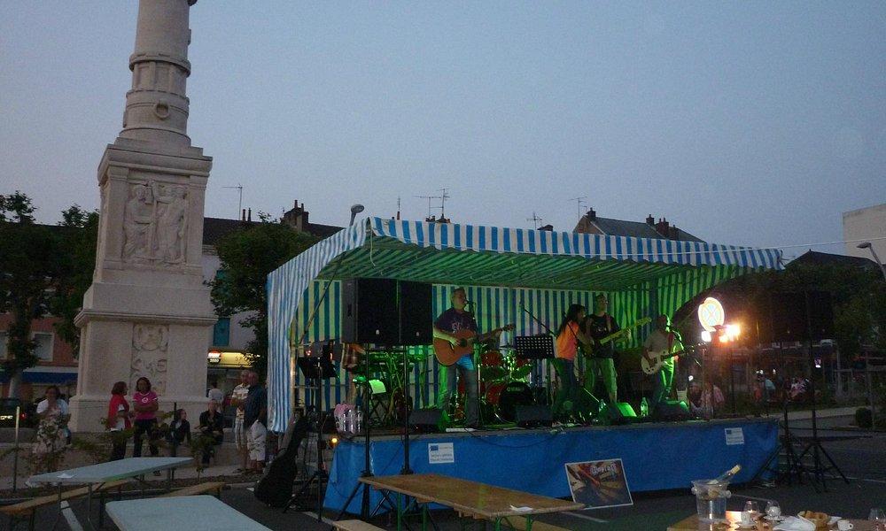 Concert du 13 juillet