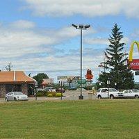 West Branch McDonald's