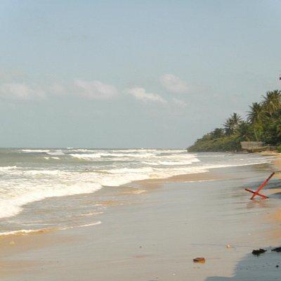 Praia da Baleia - Sol e mar...