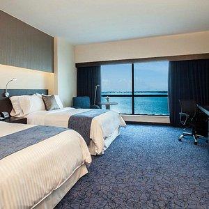 Habitación Doble No Fumadores (2 camas)