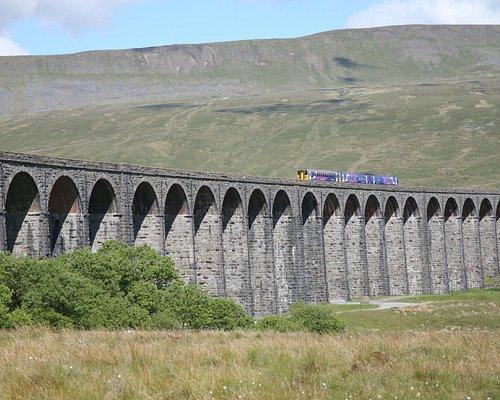 Ribblehead viaduct looking North