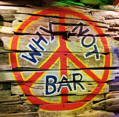Why Not Bar of Koh lanta