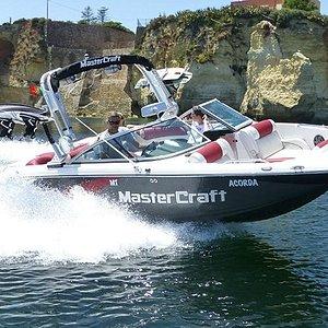 MasterCraft X-25