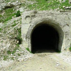 ingresso galleria dei Saraceni