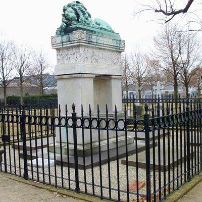 Grabmal für Gerhard v. Scharnhorst