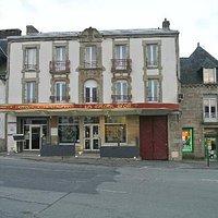 Restaurant de l'Hotel La Croix d'Or