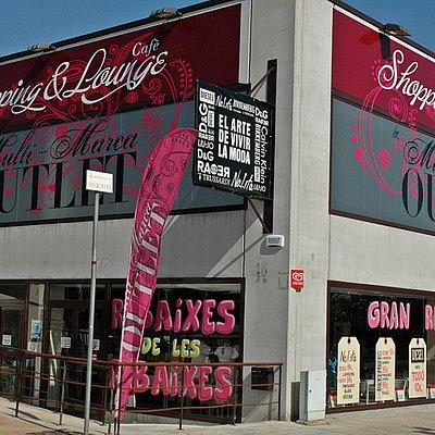 Shopping & Lounge