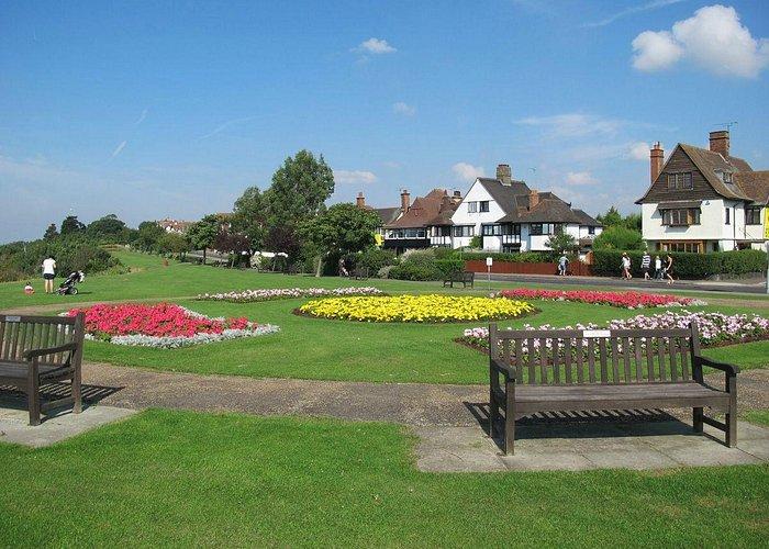 Belton Hill Cliff Gardens
