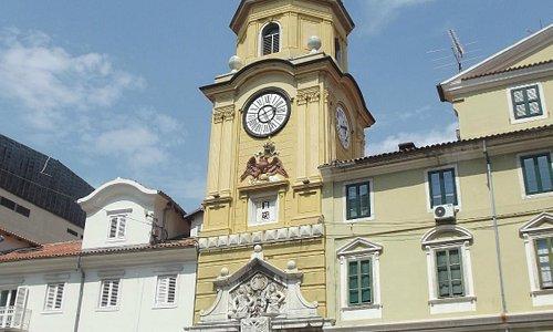 Tower on Korzo