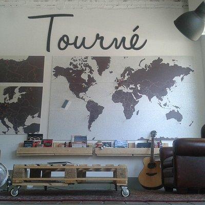 Tourné | Ride The City