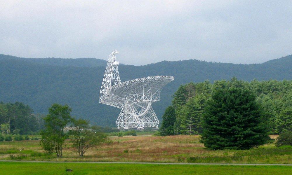 Telescope as big as 2 football fields