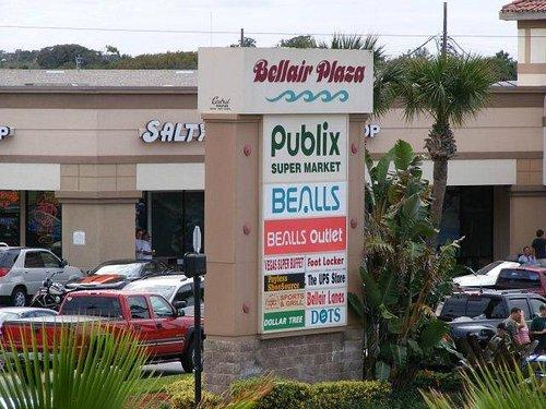 Bellair Plaza shopping center