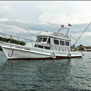 Lucky Hook Big Game Fishing Boat