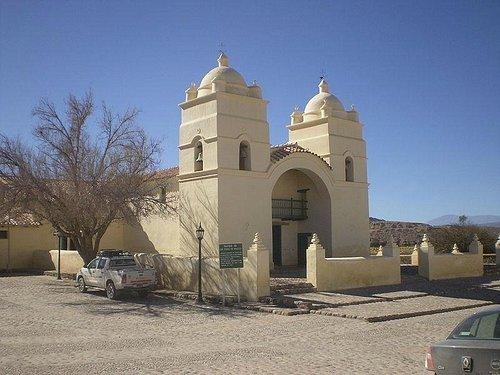 La Iglesia de Los Molinos (Foto wikipedia)