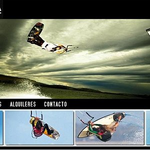 Visita nuestra web: www.bahiakitesurf.com