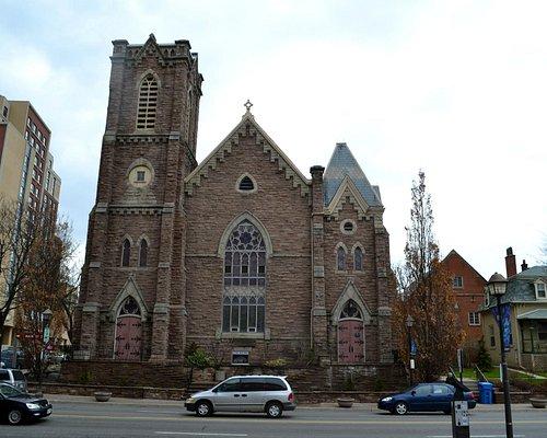 Historic St. Paul's on Main Street