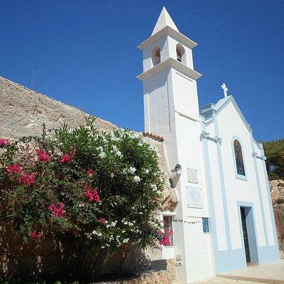 Il Santuario di Cala Madonna
