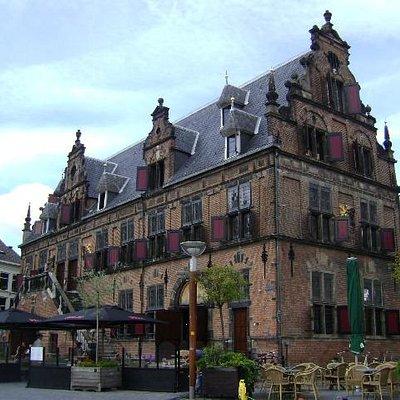 De Waagh, Nijmegen, Holanda.