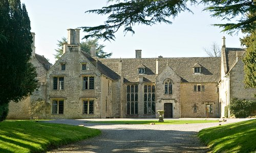 Chavenage House East Front