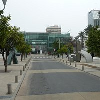 Die Skulpturenstrasse La Pastora