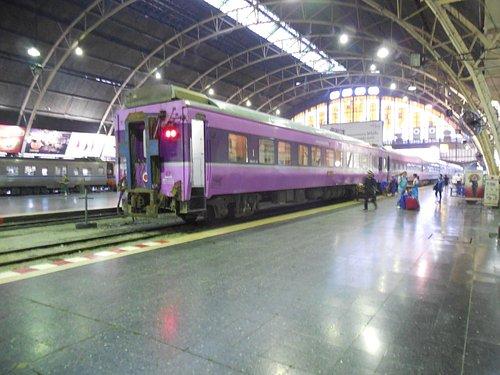 Night Train To Chiang Mai