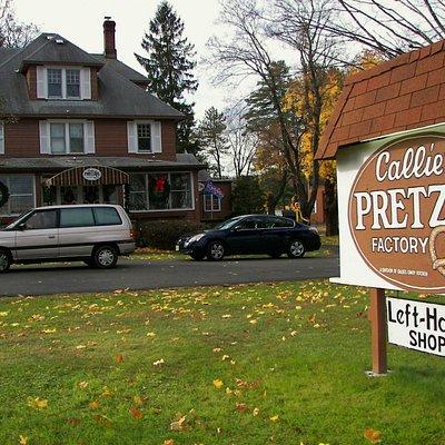 Callie's Pretzel Factory