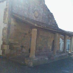 Facciata della Chiesa di San Lorenzo