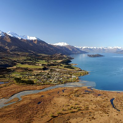Glenorchy - the scenery here is second to none...