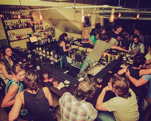 Pasaz at Allenby Tel Aviv Bar2