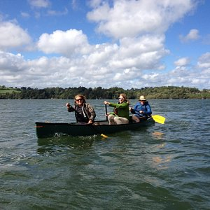 Fun day out with Kayakhub Exeter
