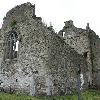 Cahir Abbey, Cahir, Co. Tipperary, Ireland