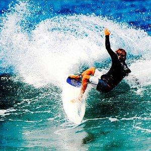 Advanced surf coaching