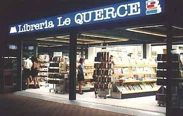 entrata della libreria