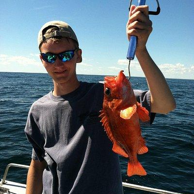 Tasty little redfish