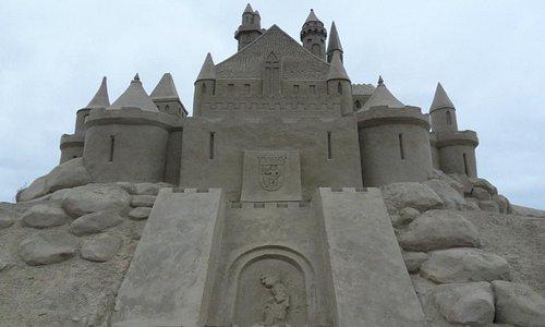The sandcastle of Lappeenranta