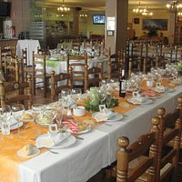 Salones del restaurante Don Jose
