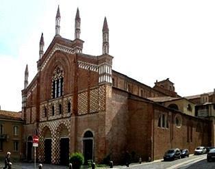 La chiesa di San Francesco.