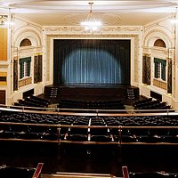 The interior of The Colonial Theatre