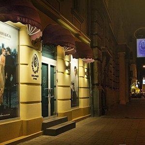 """""""KOLEKTSIYA"""" Jewellery Boutique   Tarasa Shevchenka Prospekt, 15"""